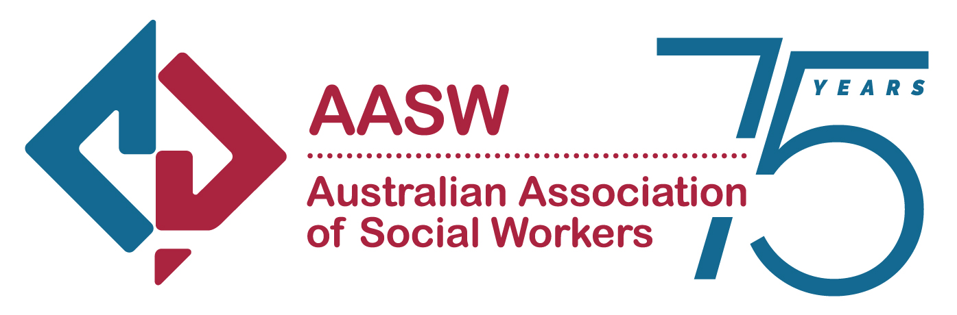 `1AASW - Australian Association of Social Workers - Logo